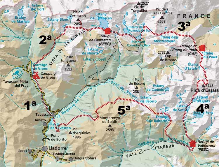 Trekking La Porta Del Cel El Circuit